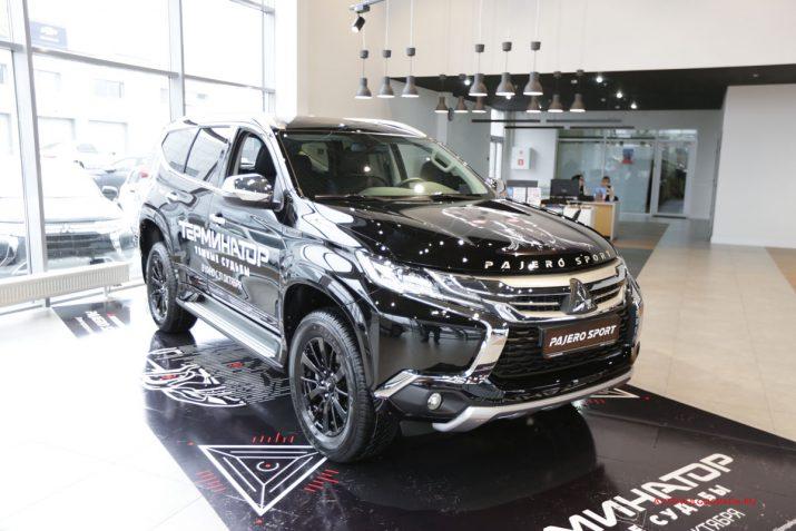 Mitsubishi Pajero Sport Terminator в Волгограде 2019 12