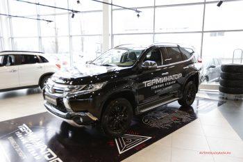 Mitsubishi Pajero Sport Terminator в Волгограде 2019 14
