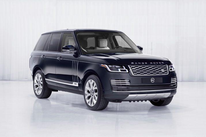 Range Rover 2022- гибрид PHEV и электрокар