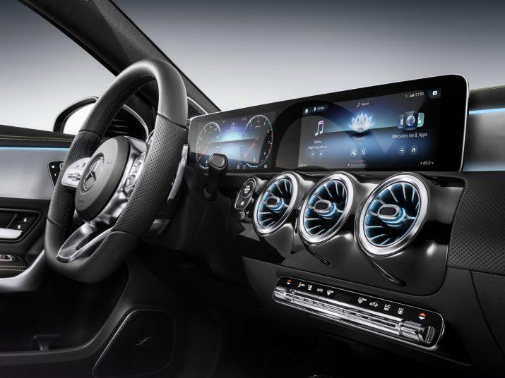 ТОП-10 новых технических характеристик автомобилей Mercedes-Benz 2019 года