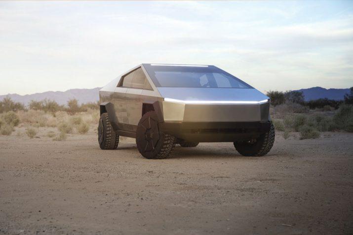 Tesla запустит Tri Motor Cybertruck в 2021 году 04