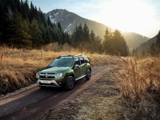 Россиянам не хватает автомобилей Renault Duster