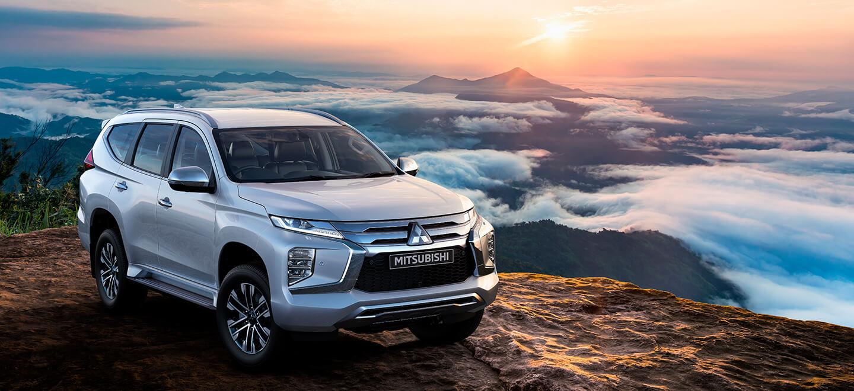 Mitsubishi не станет выпускать в России дизельный Pajero Sport