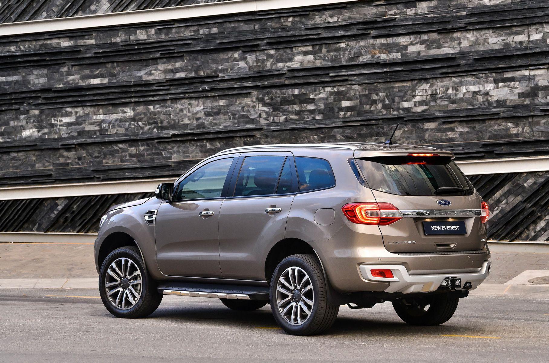 Volkswagen и Ford разрабатывают 7-местный внедорожник на раме
