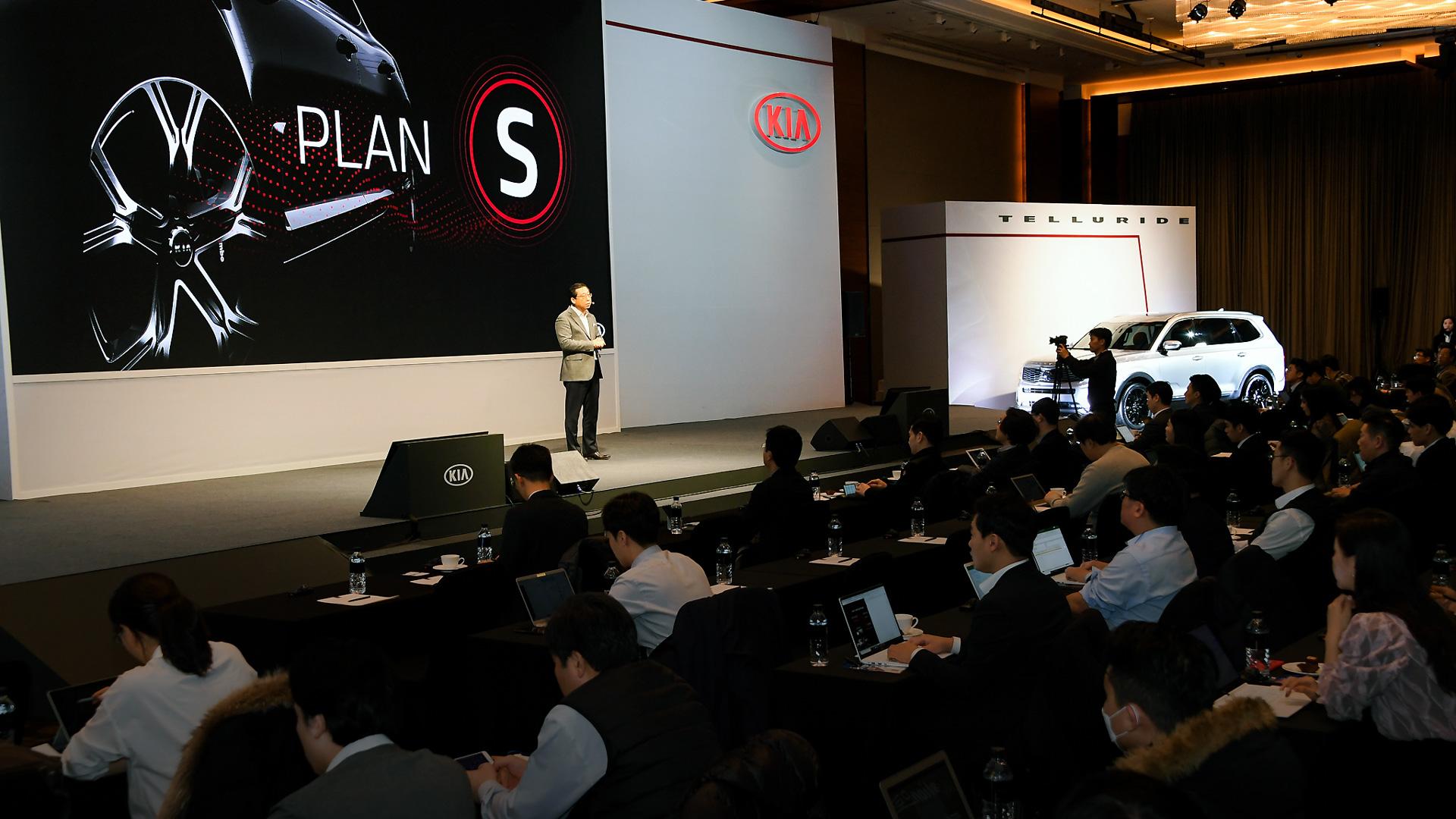K 2025 году Kia выпустит на рынок 11 электрокаров