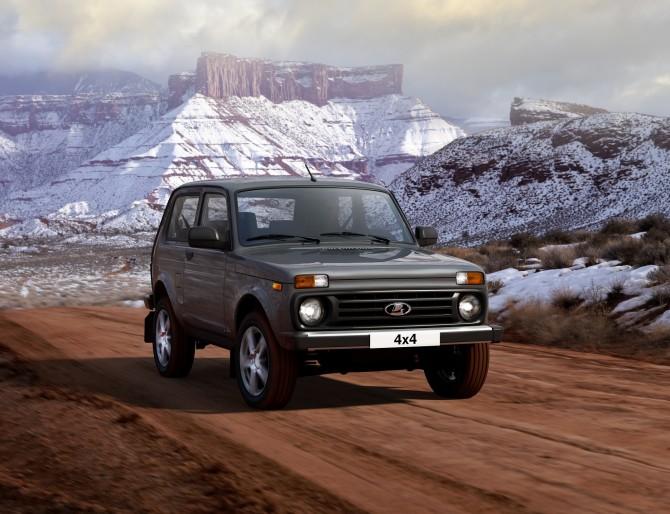 Продажи Lada в Европе упали на 4% в прошлом году