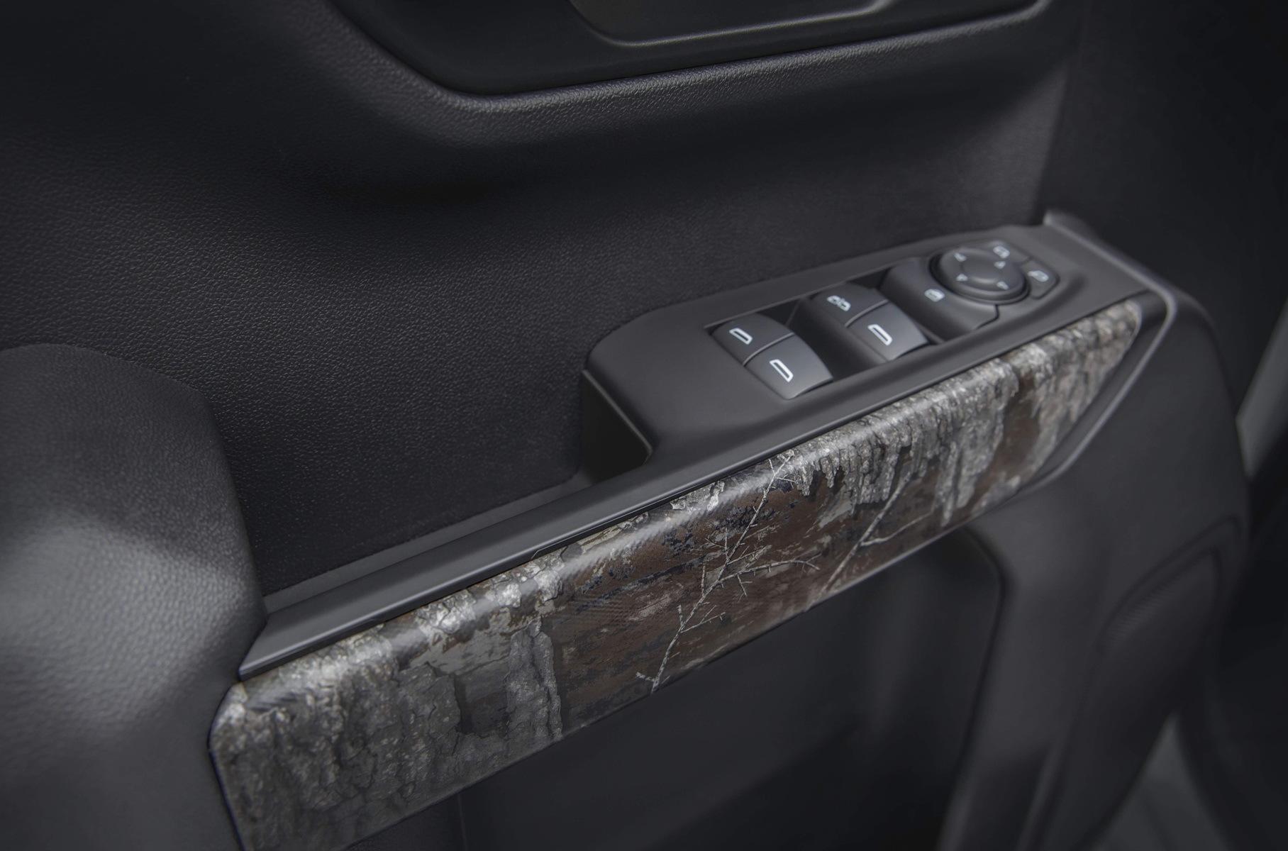 Chevrolet представляет пикап, о котором мечтает любой охотник