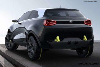 Kia готовит к выпуску новый доступный кроссовер