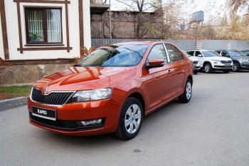 Зимние выгоды при покупке новых автомобилей марке ŠKODA в Волгограде