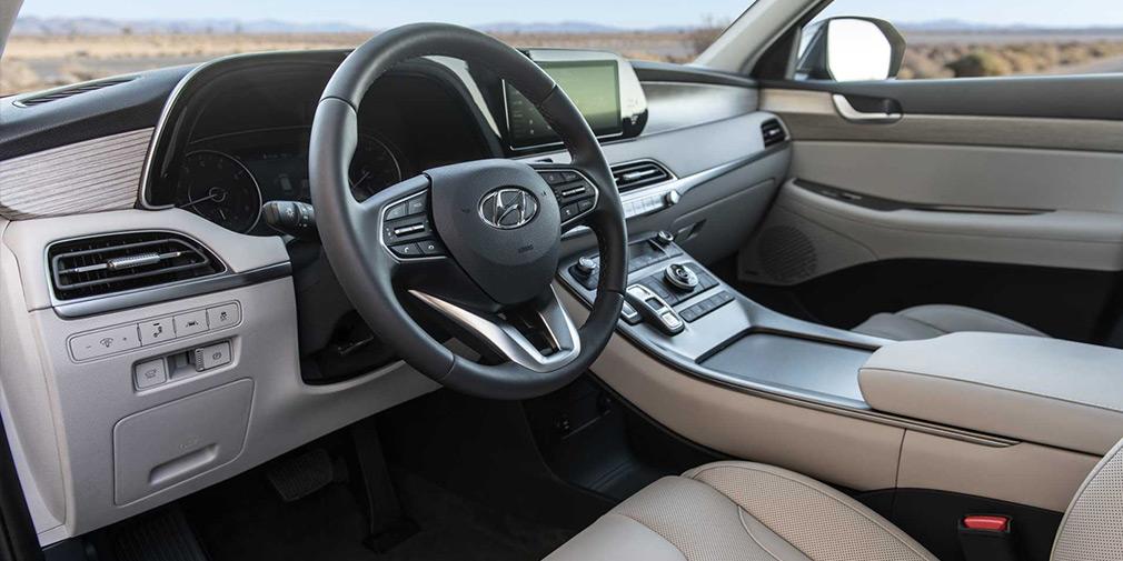 Кроссовер Hyundai Palisade: ожидаем премьеру в России