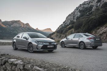 Россияне не узнают новую Toyota Corolla