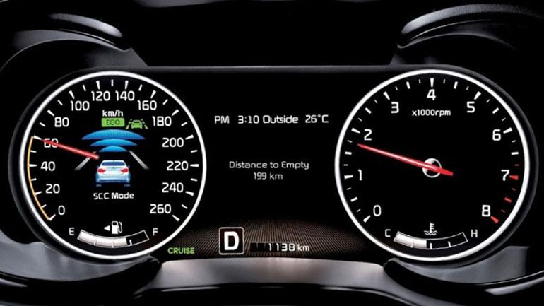 Lada Vesta получит новую цифровую панель