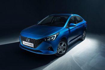 Hyundai объявила цены на обновленный Solaris для России