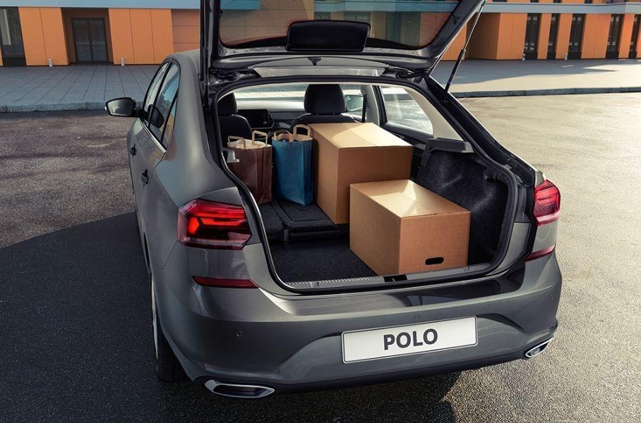 Volkswagen озвучил список комплектаций нового Polo для России