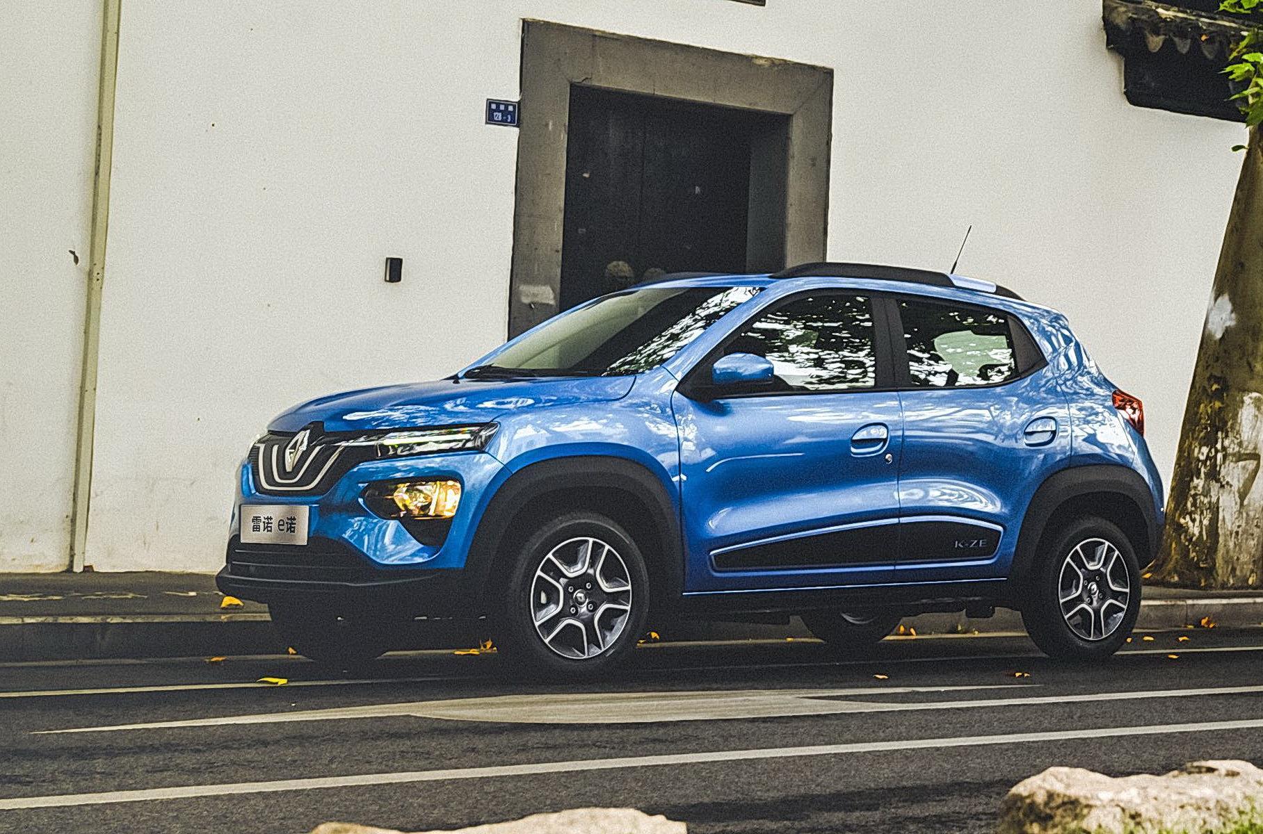 Renault готовит к выходу на рынок дешевый электромобиль