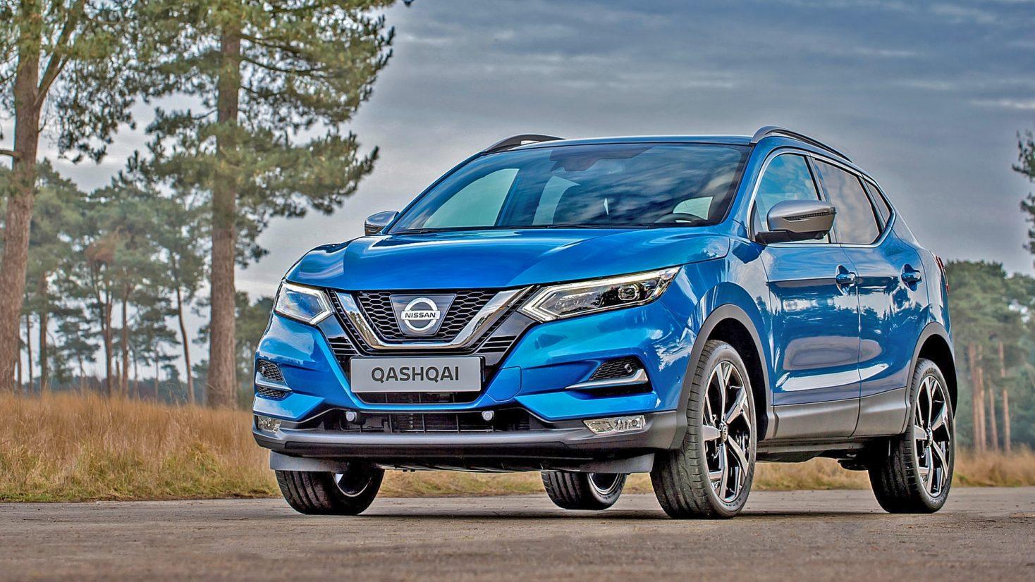 Nissan Qashqai может потерять дизельный мотор