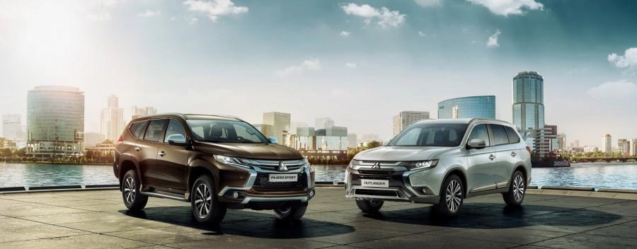 Треть продаж Mitsubishi приходится на Москву