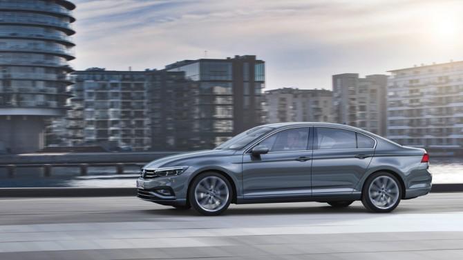 Стали известны российские цены на новый Volkswagen Passat