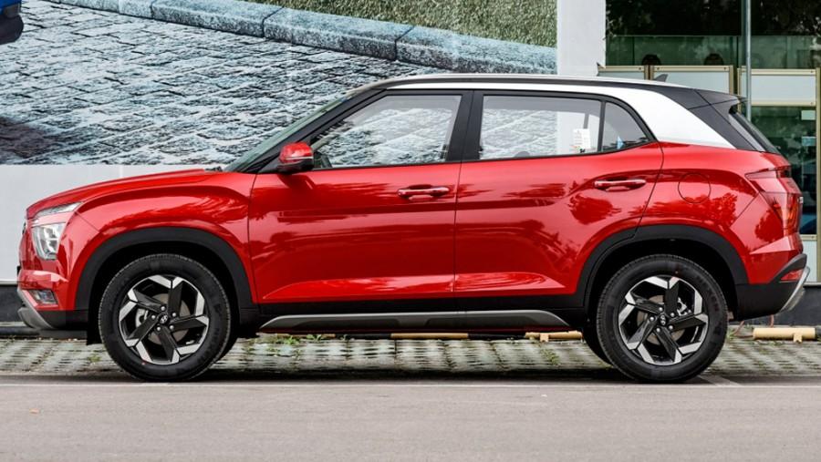 Новая Hyundai Creta подешевеет для России