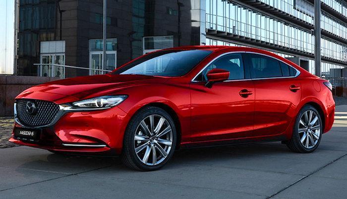 Новое поколение Mazda6 придется подождать до 2022 года