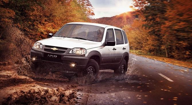 Как совместное предприятие GM-АвтоВАЗ экспортирует свои внедорожники
