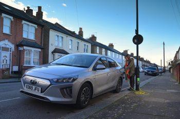 Британцам электромобили обходятся дороже, чем дизельное топливо
