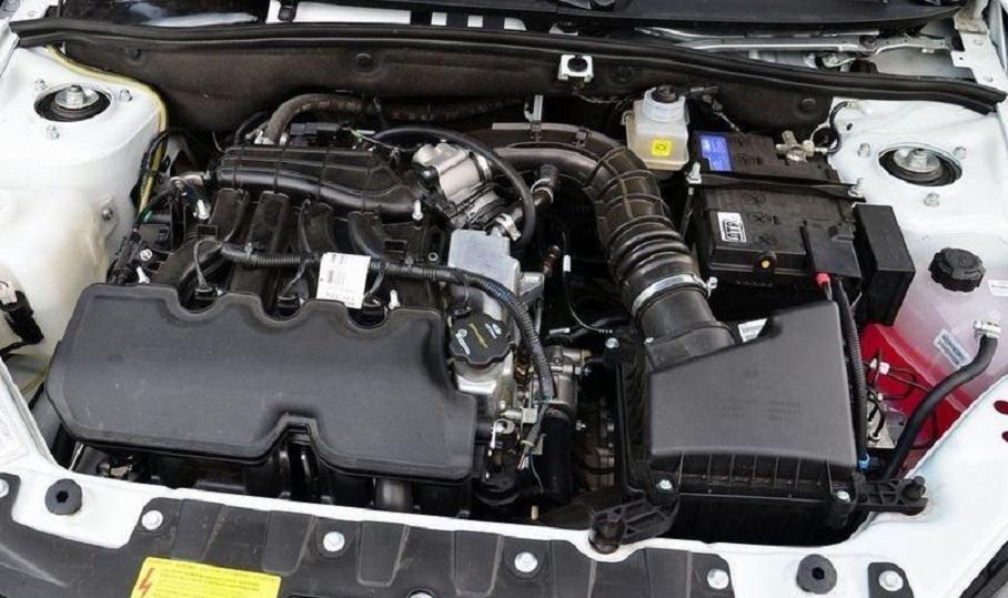 Lada Granta приобрела мощный двигатель