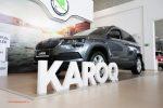 Презентация нового кроссовера ŠKODA KAROQ в Волгограде
