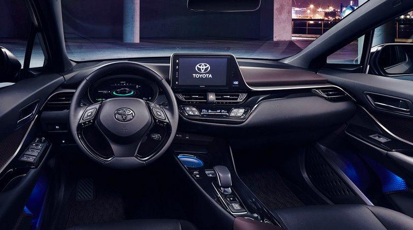 Toyota одарила свой известный кроссовер электрической версией.