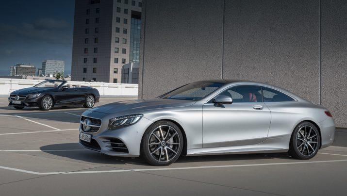 Купе и кабриолет Mercedes-Benz S-класса уходят в отставку