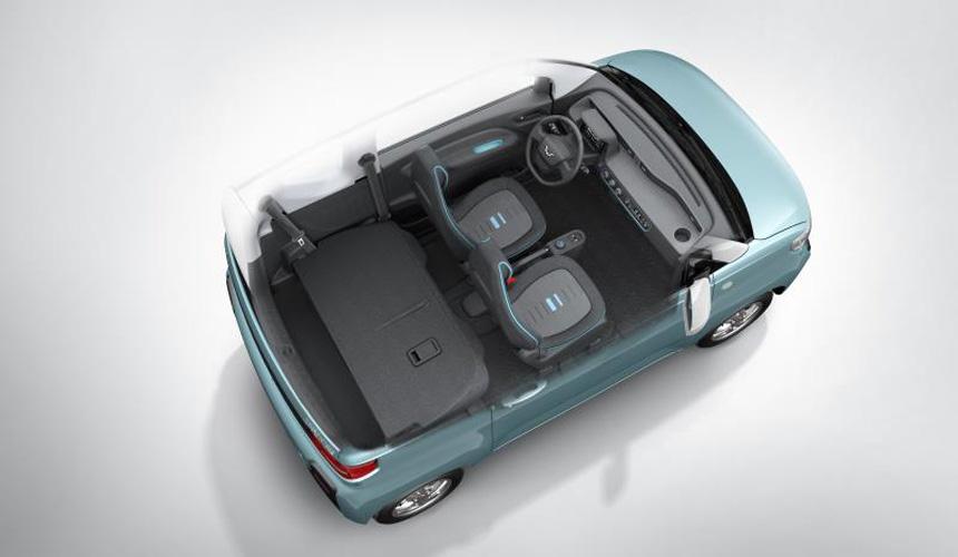 GM и SAIC разрабатывают «мини» электрокар Wuling E50
