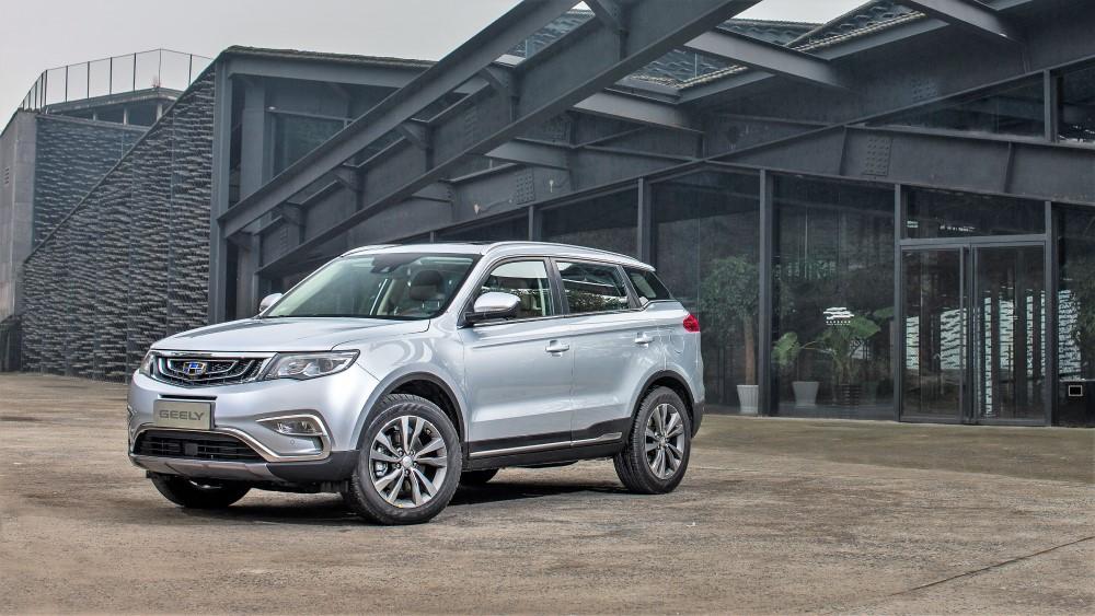 Модель Atlas бренда Geely стала самым востребованным китайским авто среди россиян.
