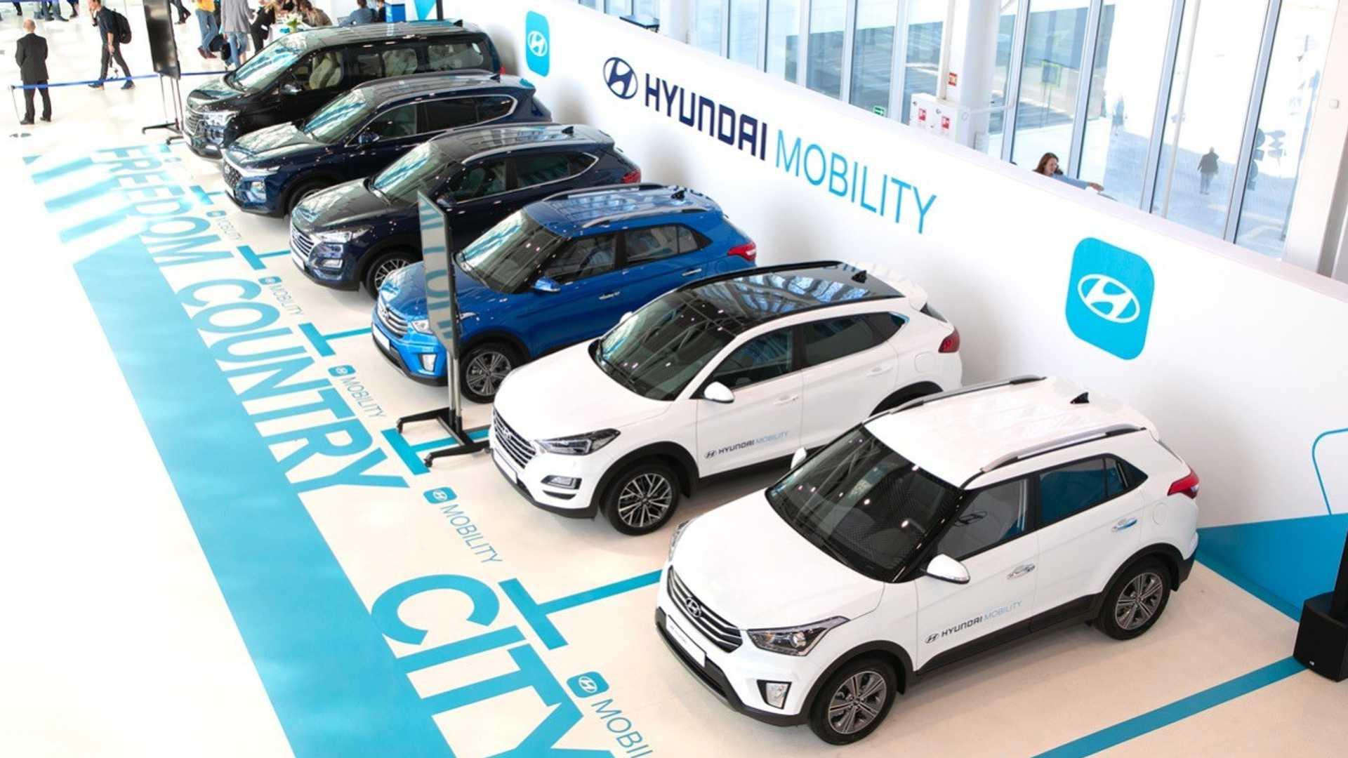 Теперь арендовать авто Hyundai некоторые россияне смогут прямо не выходя из дома.