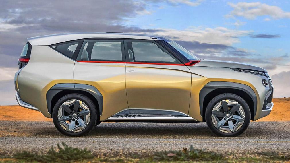 Обновленный Mitsubishi Pajero выйдет в 2021 году