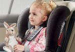 Полезные советы: безопасность детей в автомобилях ŠKODA