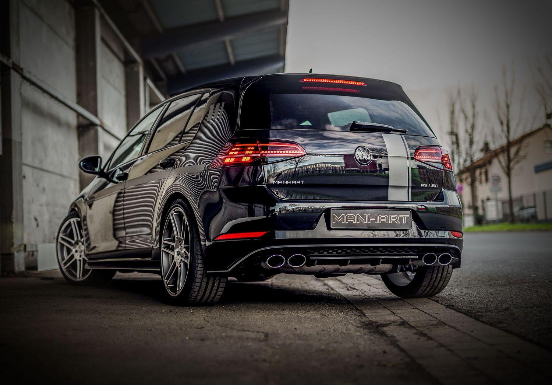 Новый Volkswagen Golf повысил мощность до 450 «лошадей».