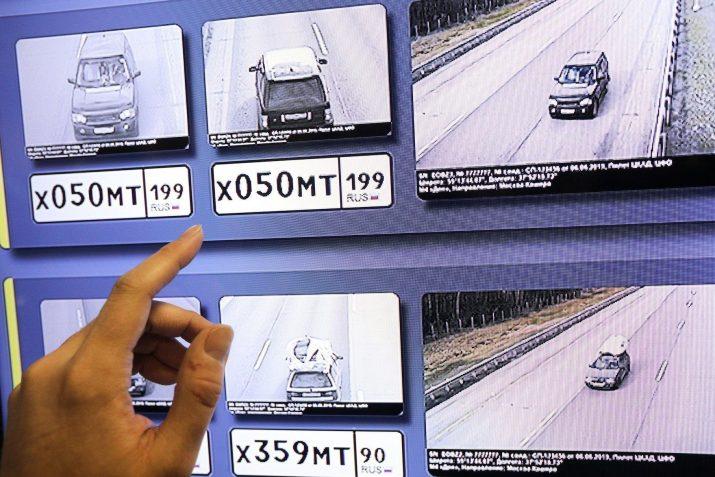 Дорожные камеры в России переквалифицируют для отлова нарушителей карантина