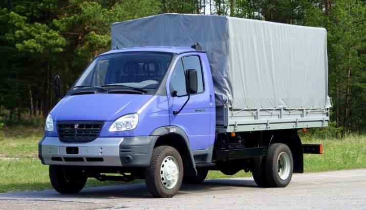 Что мы знаем о новом грузовике ГАЗ