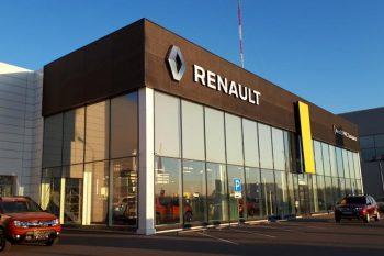 Renault поддержит российских дилеров.