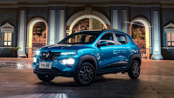 Renault меняет свою стратегию для китайского рынка