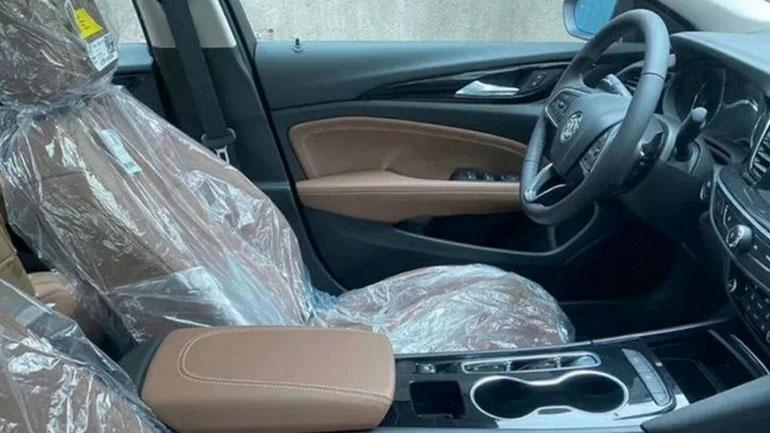 Седан Opel Insignia в Китае получил новое оборудование