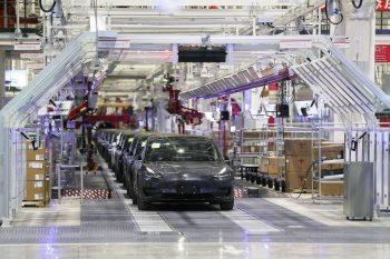Tesla установила рекорд среди автопроизводителей