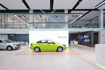 АвтоВАЗ будет предлагать семейство Lada со скидкой в апреле