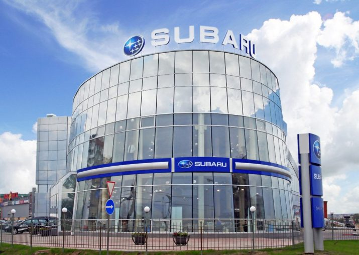 За март Subaru повысила продажи в РФ на 58%