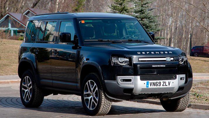 Встречайте новый Land Rover Defender этой осенью