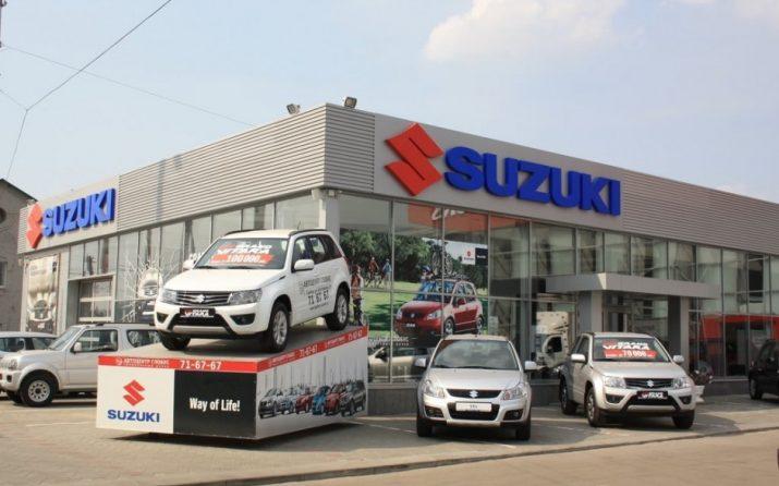 Suzuki провела награждение 14 лучших дилерских центров.