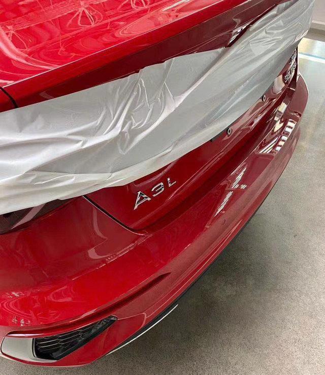 Шпионы поделились фото нового седана Audi A3 перед его дебютом
