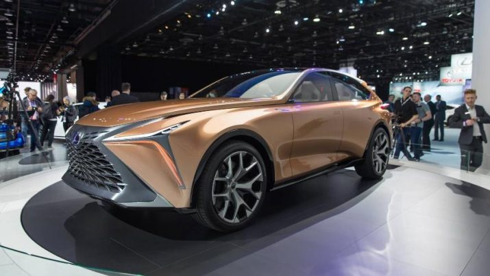 Все известные детали о новом флагмане Lexus: кроссовер LQ 2022