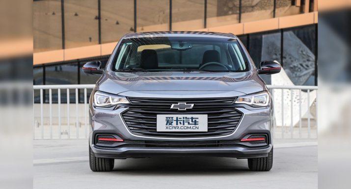 Chevrolet выпустила бюджетную модификацию Cruze