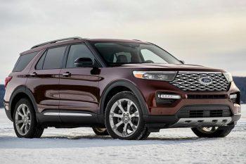 Ford Explorer теперь с новым 2-литровым турбодвигателем.
